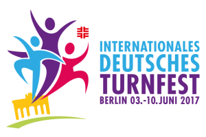 Logo des Internationalen Deutschen Turnfestes 2017
